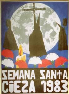 Cartel-Semana-Santa-Cieza-1983