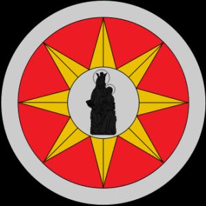 Emblema Orden Santa María de España