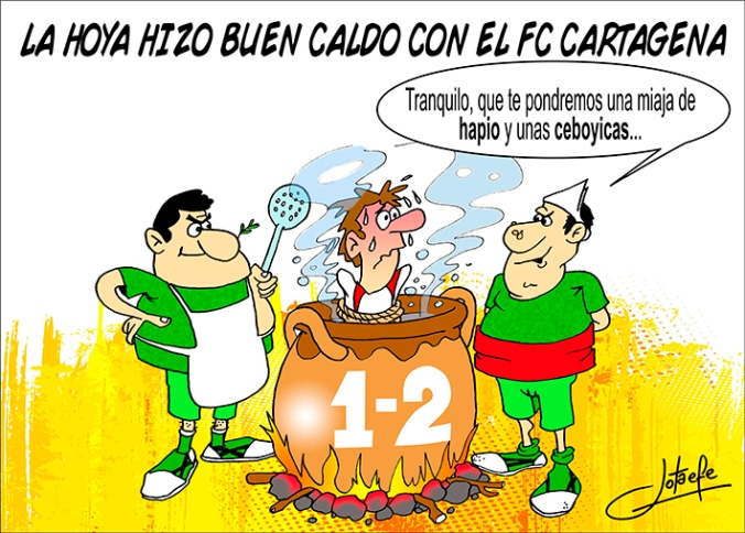 FC Cartagena - La Hoya Lorca CF