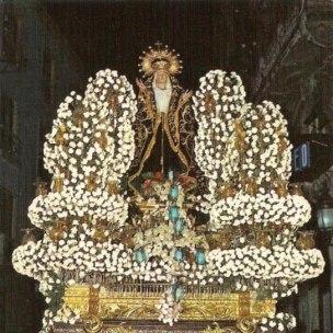 La Pequeñica - Virgen Dolorosa Cofradía Marraja