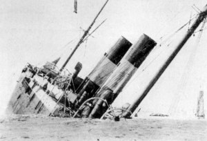 El Titanic español.