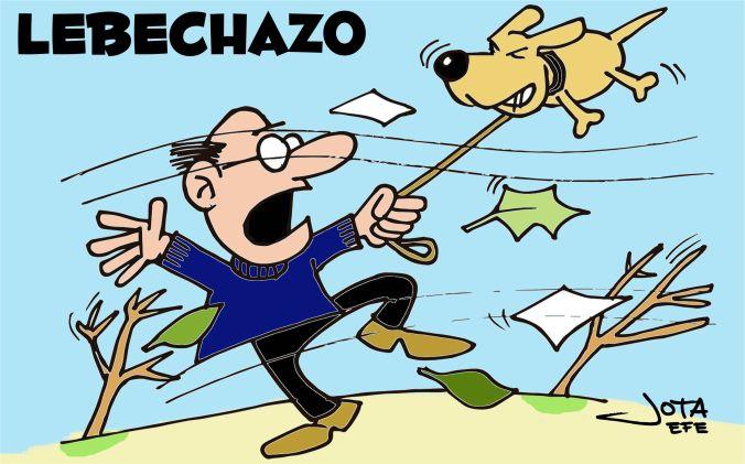 Lebechazo