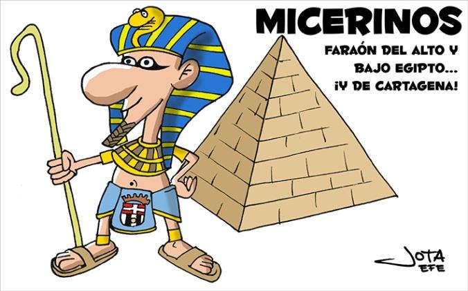 Micerinos-faraon-de-Cartagena