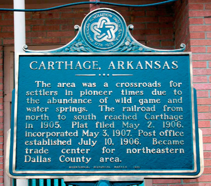 Carthage-Arkansas