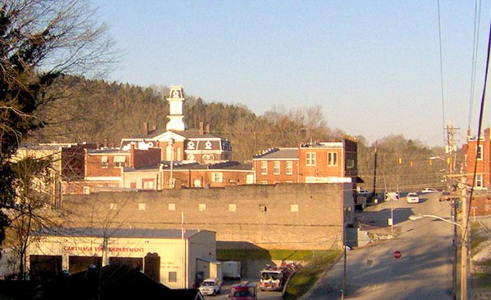 Carthage - Tennessee EEUU