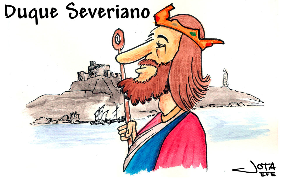 Severiano, duque de Cartagena