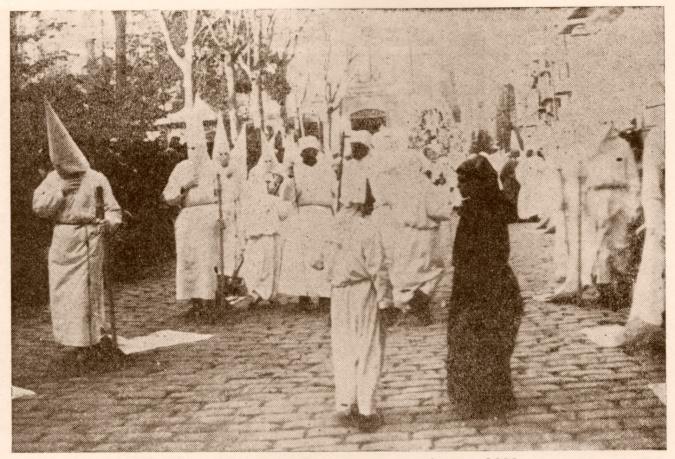 Semana Santa 1920