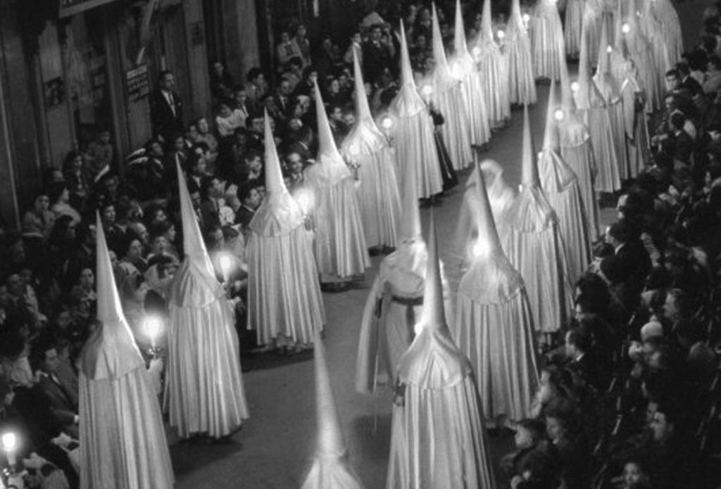 Semana Santa Cartagena 1940