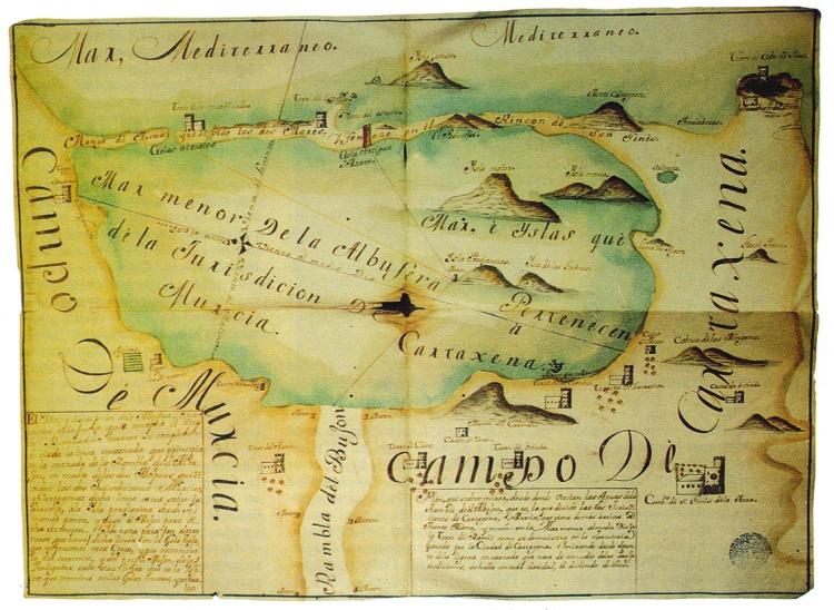 Mar Menor y Campo de Cartaxena