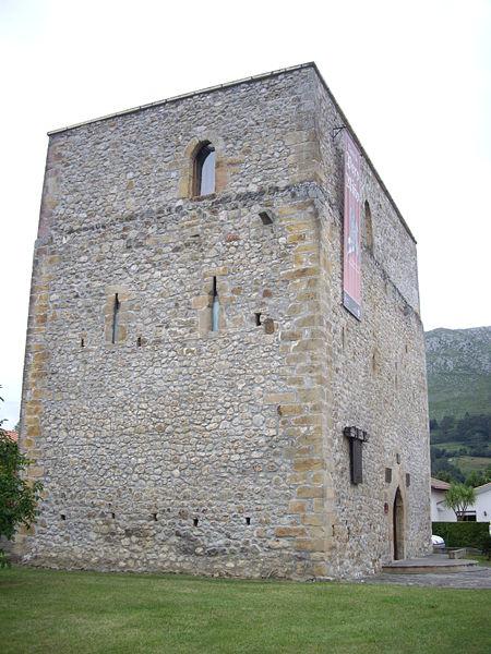 Torre de Pero Niño. Cantabria.