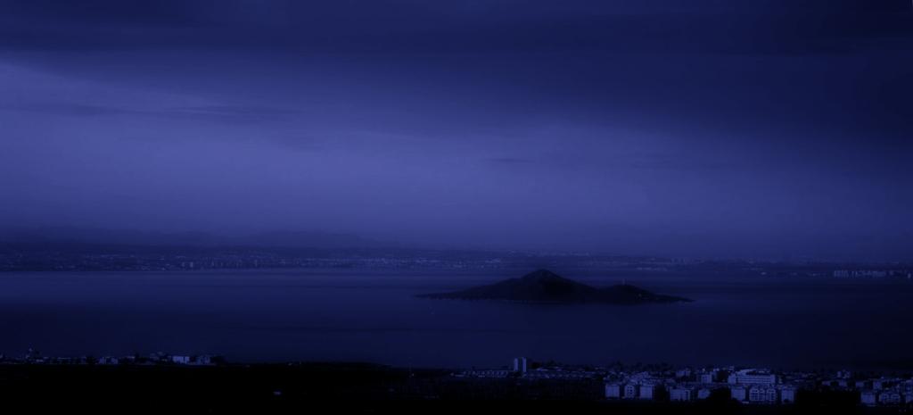 Anochece-en-el-Mar-Menor