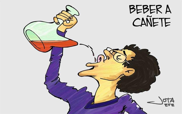 Beber a Cañete
