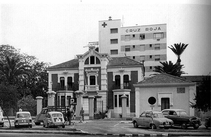 Antiguo hospital de la Cruz Roja