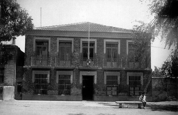 Escuela de Peritos de Minas