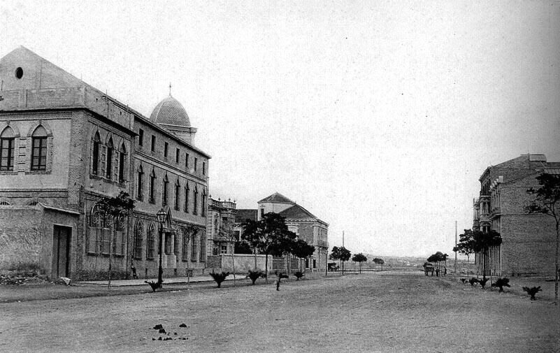 Calle Ángel Bruna