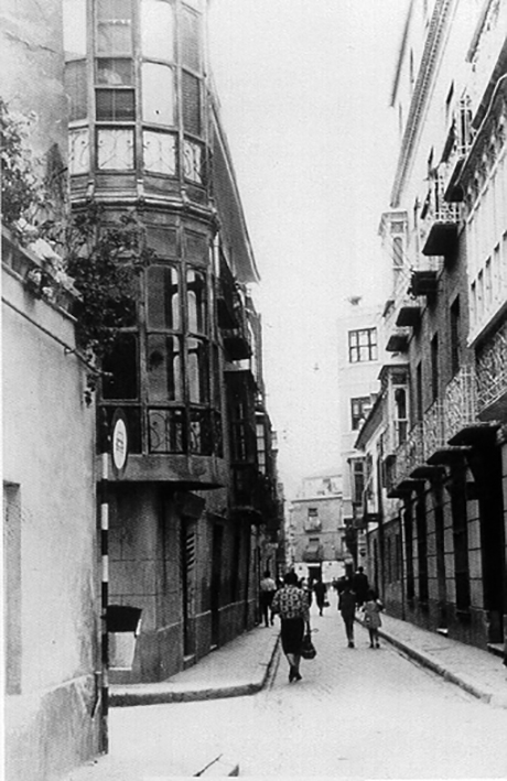 Calle de las Beatas